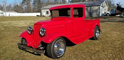 1933 Ford Other Pickups  1933 Ford Pickup. ALL ORIGINAL STEEL Fuel injected/Auto/A/C Beautiful truck!