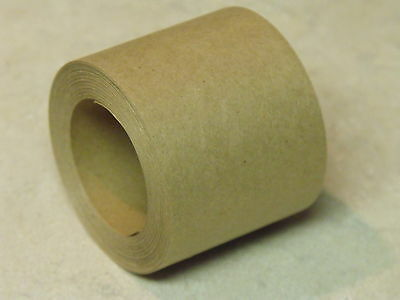 CASE OF 24 - 30 Foot Rolls of 2 Inch KRAFT PAPER TAPE, Water Activated