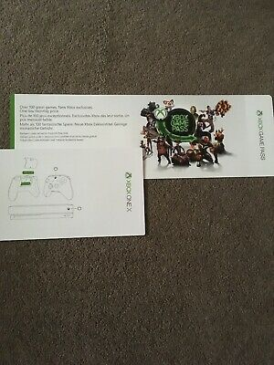 XBOX ONE Xbox One Game Pass - 1 month