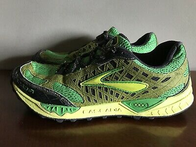 00d554043a1 MEN S BROOKS CASCADIA 7 Running Shoes Size 10.5 -  45.00