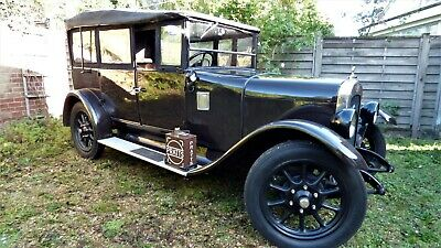 Austin Heavy 12-4 Clifton  5 Seater Tourer 1928, In Lovely Usable Condition,