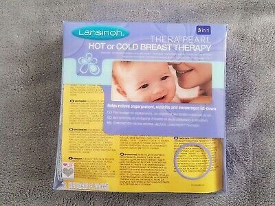 Lansinoh therapearl Hot or cold Breast Therapy Pads