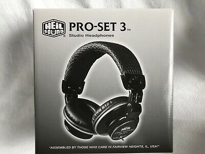 Heil Proset 3 Studio Headphones