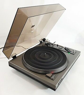 Garrard DD-130 Direct Drive Turntable Pioneer Headshell AT Cart FREE UK DELIVERY