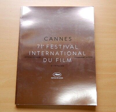CANNES FILM FESTIVAL 2018 OFFICIAL CATALOGUE Cate Blanchett Shoplifters