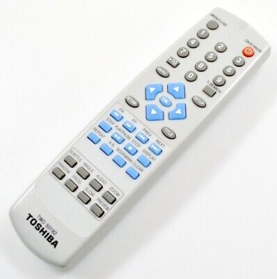 Toshiba TWD50182 TW50182 DVD Player Fernbedienung original remote control NEU