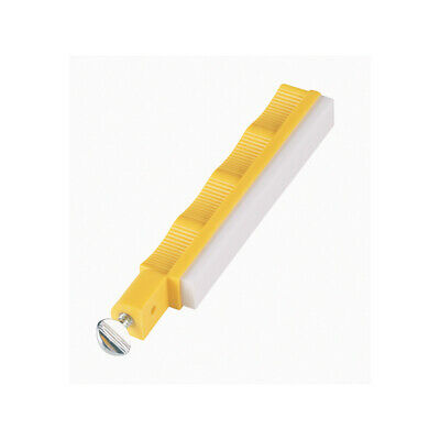 Lansky S1000 Ultra Fine Sharpening Hone with Yellow Holder