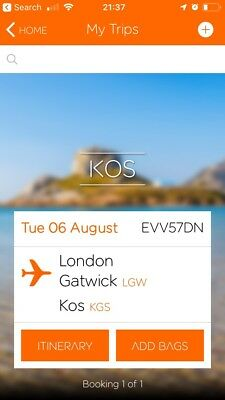 6 Flights To Kos Currently Selling At £2000+