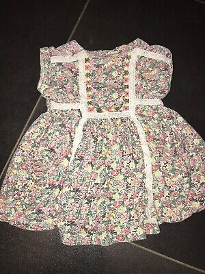 Next Baby Girls Floral Dress - Age: 12-18 Months