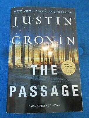 The Passage Trilogy: The Passage 1 by Justin Cronin (2011, Paperback)