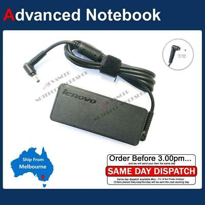 Genuine Lenovo ideaPad Yoga 310 510 520S 710 710S Power Adapter AC Charger.