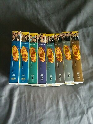 Seinfeld The Complete Series Seasons 1-9 on DVD Box Set like new condition