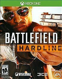 Battlefield Hardline - Microsoft Xbox One - Brand New and Sealed