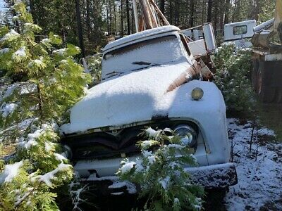 1954 Ford Other Pickups  1954 ford f700 boom truck
