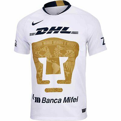 new arrival 08d57 f3ccd NWT PUMAS UNAM Home Jersey 2018/2019 *USA Seller* XL