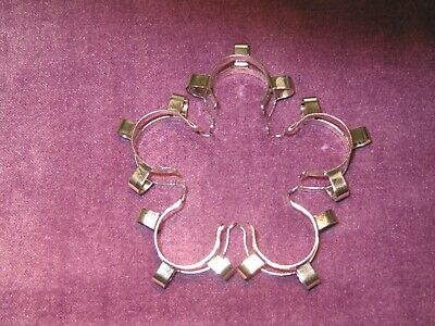 Brand New METAL Joint Clips/Keck Clamps  24/40   #5