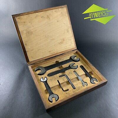 VINTAGE c.1950's GMH HOLDEN ASSEMBLY LINE PH8 RIVETER TOOL KIT BILLINGS WENCHES