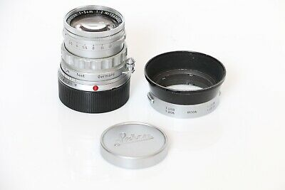 Leica Summicron-M 50mm f2 f/2 Rigid Lens for Leica M camera - Excellent!!!