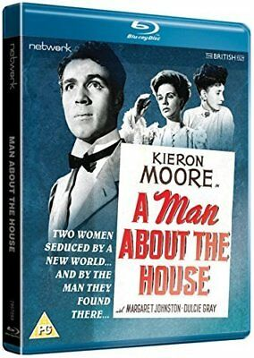 A Man About the House (Blu-ray, 1947, REGION B - PLEASE READ) *NEW/SEALED*