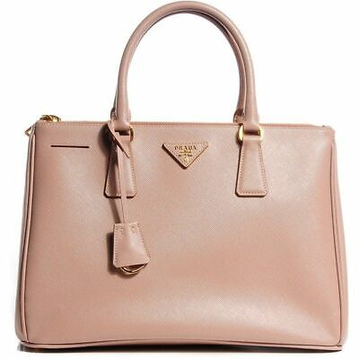 7bdf5cb8c0ec PRADA SAFFIANO Lux Double Zip Medium Tote Bag ( BN2274) - $445.01 ...