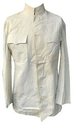 Genuine WW2 WWII USN US NAVY WHITE DRESS TUNIC JACKET