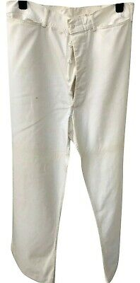 Genuine WW2 WWII USN US NAVY WHITE DRESS TROUSERS PANTS