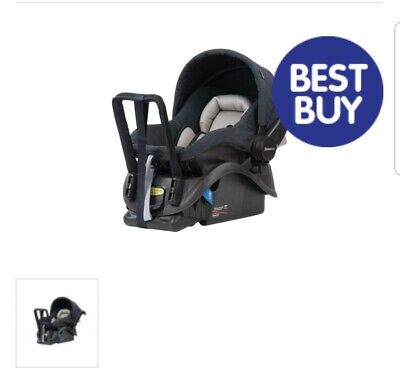 Steelcraft Infant Baby Capsule Car Seat