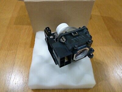 Used Original Genuine NEC NP15LP Projector Lamp with long 85% life remaining