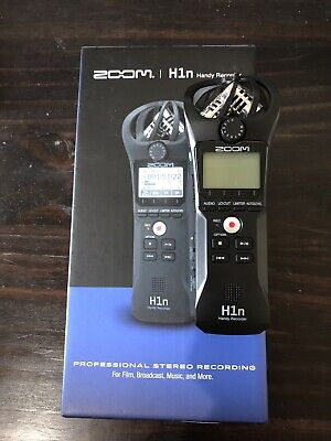 Zoom H1n/H5/H6 Digital Handy Recorder PERFECT CONDITION - NO RESERVE.