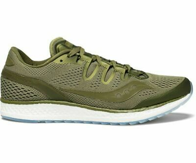 Saucony Freedom ISO Mens Shoes Olive