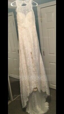 Wedding Gown - JJ's House - Size 10 - Brand New with Tags