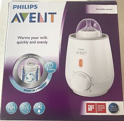 Philips AVENT Electric Baby Milk Bottle And Food  Warmer