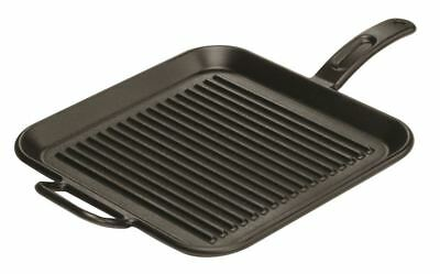 Lodge - Pro Logic Cast Iron Square Grill Pan 30cm (Made in the U.S.A)