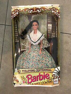 Philippines Centennial Barbie Doll (Collectable)