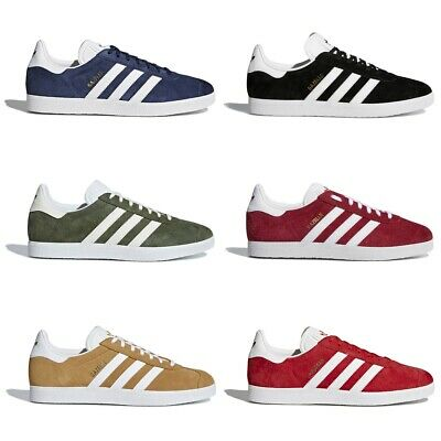 info for fefb2 2b08c New Authentic Adidas Originals Gazelle Men Fashion Shoes Suede Sneakers NIB