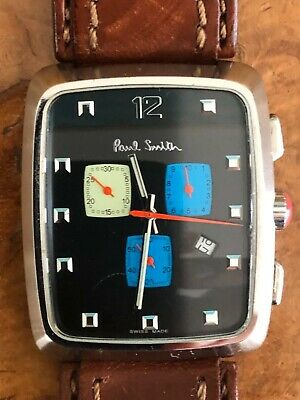 beautiful vintage watch Paul Smith