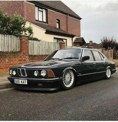 Bmw 728I E23 Classic Barn Find, Show Car, Project, Air Ride Airlift 3P Low Px