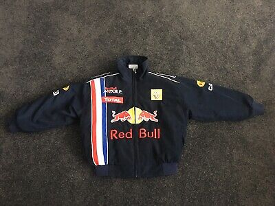 Red Bull Kids Bomber Jacket - Sz S (as new) [Formula One Grand Prix]