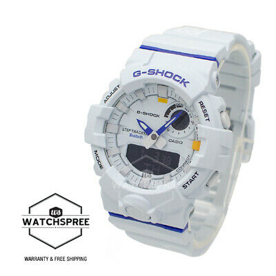 Casio G-Shock GBA-800 Series G-Squad Bluetooth GBA800DG-7A