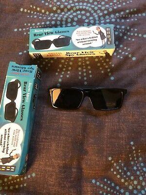 Rear View Sunglasses Novelty
