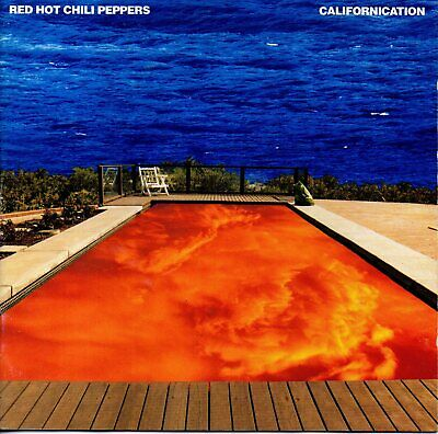 Red Hot Chili Peppers – Californication - CD 1999