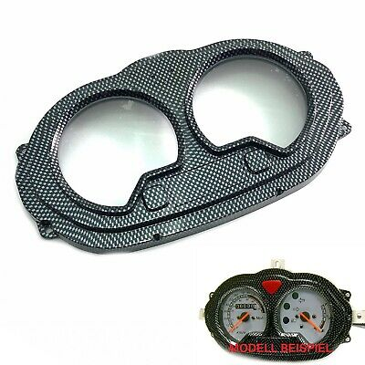 TACHO TACHOMETER GLAS z.B. 50ccm 125ccm CHINA ROLLER SCOOTER MOPED BUGGY QUAD 4T