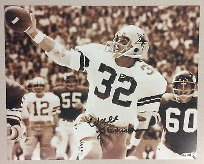 c79bd2548ce Walt Garrison signed DALLAS COWBOYS 8 X 10 photo SUPER BOWL VI CHAMPS!
