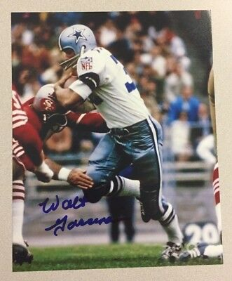 a206d0c042a Walt Garrison signed DALLAS COWBOYS 8 X 10 photo NICE! SUPER BOWL VI CHAMP!
