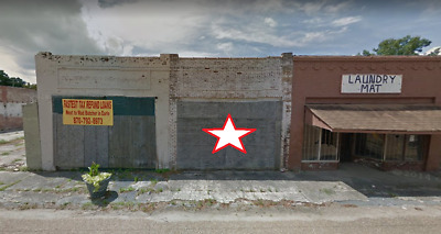 NO RESERVE!!! 1200 Sq.Ft. Commercial Building in Parkin, AR UP FOR AUCTION!!!