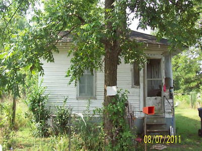 NO RESERVE!!! 432 Sq.Ft. for Sale in Earle, AR UP FOR AUCTION!!!