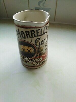 Morrell's Trustees. Lion Brewery Water Jug.
