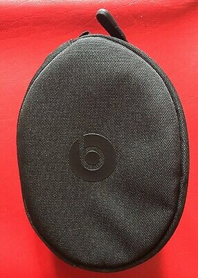 Beats by Dr. Dre Solo 3 Wireless Protective Soft Zipper Carry Case(Logo Black)