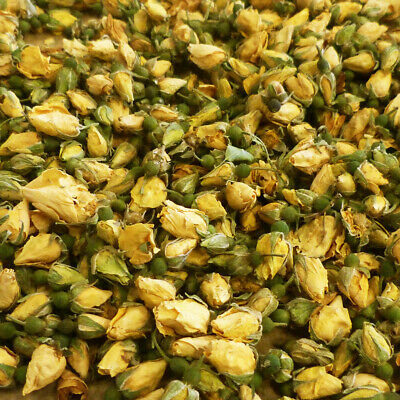 Dried Yellow Rose Flowers 100g, Whole Flowers, Tortoise Food, Reptile Food,