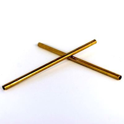 Addi Click - Pair of Connectors - Nickel Plated or Brass